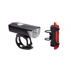 Apšvietimo komplektas Cube RFR Power USB