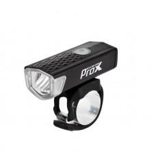 Priekinis žibintas ProX Aero F CREE LED 3W USB