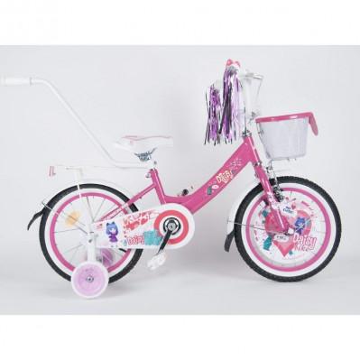 "Dviratis Karbon Daisy 16"" 2016 pink"