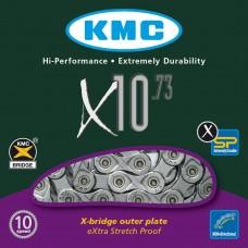 Grandinė KMC X10-73, 10 pavarų