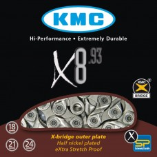 Grandinė KMC X8