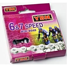 Grandinė YBN S50, 6-7 pav