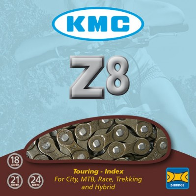 Grandinė KMC Z8, 6-8 pav.