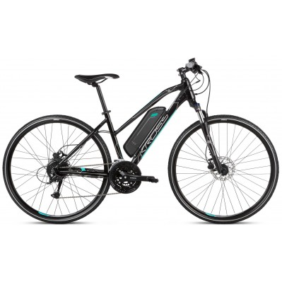 "Elektrinis dviratis ""Kross Evado Hybrid 1,0 -2021"